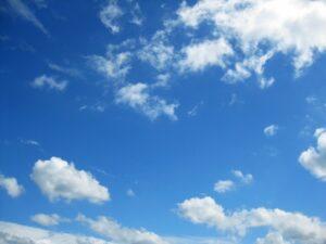 雲は何でできているの?どうして...