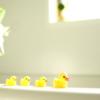 なぜお風呂に入ると手や足がふやけてしまうのか?浸透圧との関係